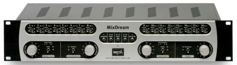 SPL Sound Performance Lab MIXDREAM Analog Summing Device, 16 Inserts MIXDREAM
