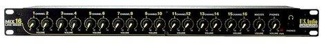 Whirlwind MIX-16 16 Channel Mono Line Mixer MIX-16