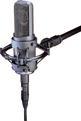 Audio-Technica AT4060 Large Diaphragm Tube Condenser Microphone, Cardioid AT4060