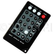 Delvcam DELV-PRO7XL Remote Control for Delvcam 7in 16x9 LCD Monitor DELV-7XLPRO