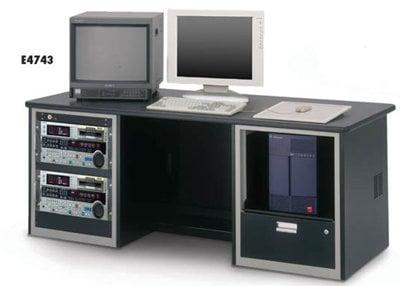 Winsted E4743 Computer Graphics Work Station  E4743