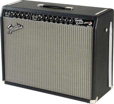 "Fender TWIN-REVERB-65-RI TWIN REVERB '65 Reissue 85W Tube Guitar Amp with 2 x 12"" Jensen Speakers TWIN-REVERB-65-RI"