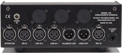 Studio Technologies MODEL-230 Announcer's Console MODEL-230