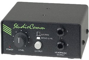 Studio Technologies MODEL-35 TALENT AMPLIFIER MODEL-35