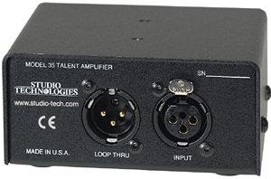 Studio Technologies MODEL-35 TALENT AMPLIFIER MODEL-35