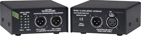 Studio Technologies MODEL-72 Level/Meter Interface MODEL-72