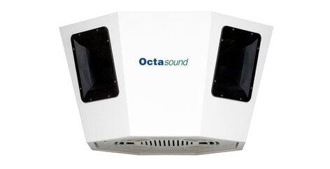"Octasound SP840A Ceiling Speaker, White 15"" SP840A"