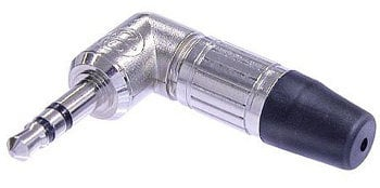 """Neutrik NTP3RC Connector,1/8"""" Right Angle  NTP3RC"""