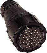 Whirlwind DT12IF Connector, Multi-pin, Mass  DT12IF