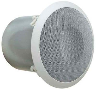 """Bogen Communications OCS1 6"""" 100W 70V/16 Ohm Orbit Ceiling Speaker OCS1"""