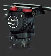 Sachtler SYSTEM-FSB6-2MD Fluid Head FSB 6 System 0473 SYSTEM-FSB6-2MD