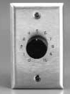 Lowell 100LVC-RM Volume Control Rack Mount 100w 100LVC-RM