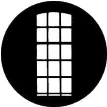 Rosco Laboratories 77135 Gobo Regency 77135