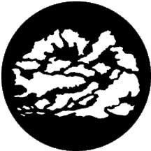 Rosco Laboratories 77163 Gobo Cloud 5 77163