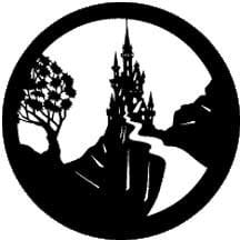 Rosco Laboratories 77213 Gobo Fairy Castle 77213