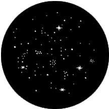 Rosco Laboratories 77514 Gobo Star Cluster 77514