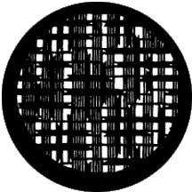 Rosco Laboratories 77524 Gobo Squares 77524