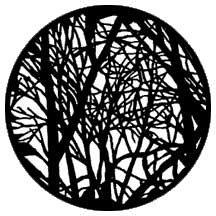 Rosco 77550 Gobo Branches 2 77550