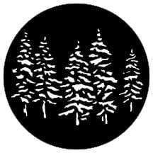 Rosco Laboratories 77551 Gobo Pines 77551