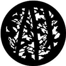 Rosco Laboratories 77734 Gobo Pine Trees 77734