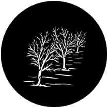 Rosco 77744 Gobos Three Trees 77744