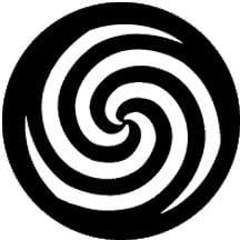 Rosco Laboratories 77761 Gobo Spiral 77761