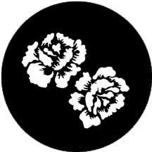 Rosco Laboratories 77763 Gobo Roses 77763