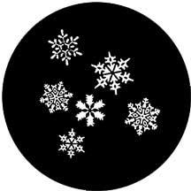 Rosco 77837 Gobo Snowfall 77837