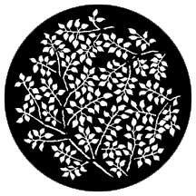 Rosco 77864 Gobo Branching Leaves 77864