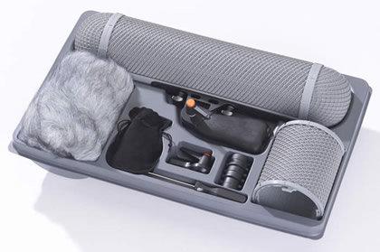Rycote 086002 Windshield/Suspension Kit, 3pc  086002