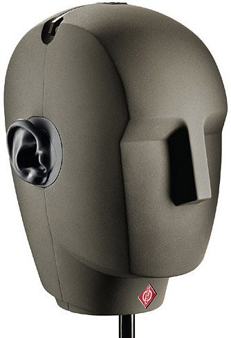Neumann KU 100 Dummy Head Binaural Stereo Microphone KU100-BLACK