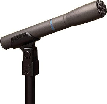 Audio-Technica AT8010 Condenser Microphone, Small Diaphragm, Omnidirectional AT8010