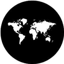 Rosco Laboratories 77878 Gobo World 77878