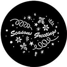 Rosco 77983 Gobo Season's Greetings 77983