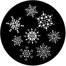 Rosco Laboratories 79129 Gobo Snowflakes 2 79129