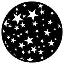 Rosco Laboratories 79225 Gobo Stars 11 79225