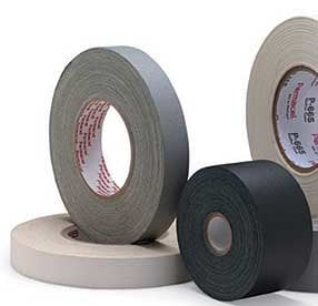 """Rose Brand PERMACEL-P665-1"""" 55 Yard Roll of 1"""" Gaffer's Tape PERMACEL-P665-1"""""""