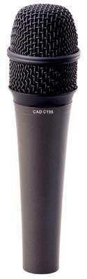 CAD Audio C195 Cardioid Condenser Vocal Microphone C195