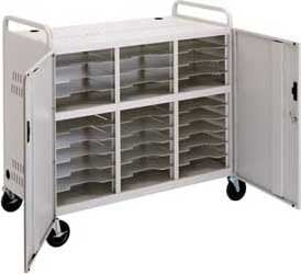Da-Lite CT-LS30 Laptop Storage Cart 5100-DALITE