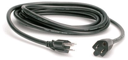 Hosa PWX-425 25' Extension Power Cable 3-Prong Male to 3-Prong Female PWX425