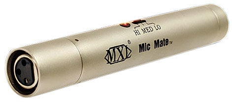 MXL Microphones Mic Mate Analog Microphone Preamp w/ USB Output MICMATE