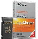 Sony PHDV276DM DVCAM/HDV Mini Cassette 276min PHDV276DM