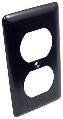 Ace Backstage DB Narrow Punched Duplex Steel Cover Plate for Super Stage Pocket DB