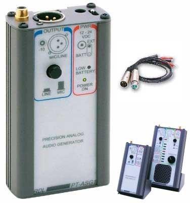Radio Design Labs PT-ASG1 Portable Audio Signal Generator PT-ASG1