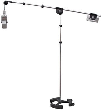 Latch Lake Music micKing 3300 3.5'-9.5' Microphone Boom Stand in Chrome MICKING-3300-CHROME