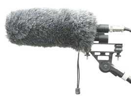 Sanken WJ-5 Softie Short Fur for WMS-5 WJ-5
