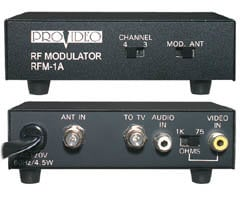 Speco Technologies RFM-1A RF Modulator RFM-1A