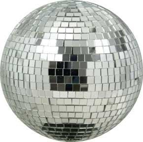 "ADJ M-800 8"" Glass Mirror Ball M-800"