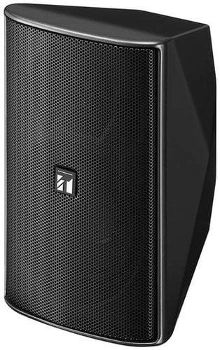 """TOA F1000BTWP Speaker, 4"""" 2 Way, 70V/15Watt, Black F1000BTWP"""
