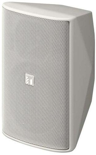 "TOA F1000WTWP Speaker, 4"" 2 Way, 70V/15Watt, White F1000WTWP"